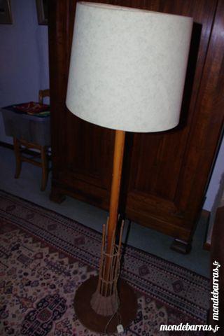 Lampadaire bois 40 Jonquières (84)