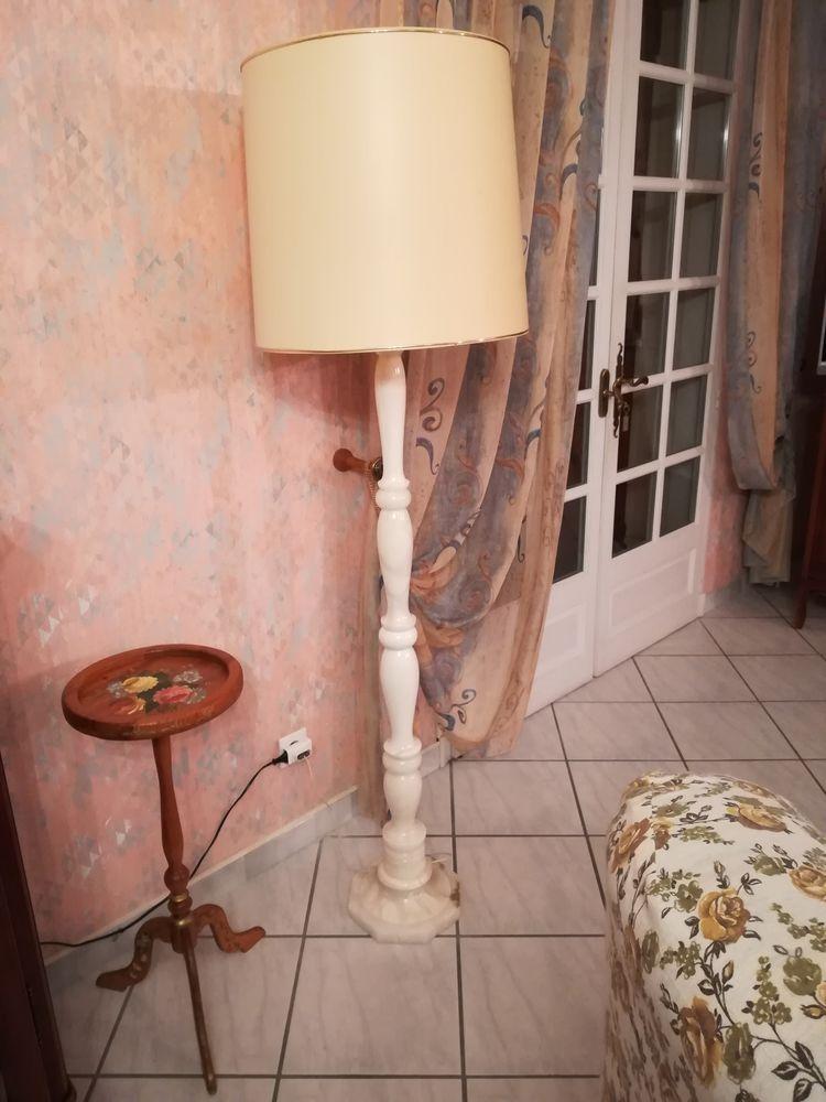 lampadaire sur colonne en albâtre 60 Muret (31)