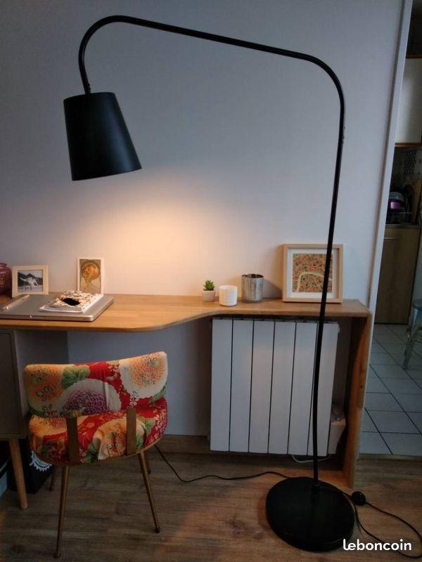 LAMPADAIRE HABITAT METAL NOIR 60 Montreuil (93)