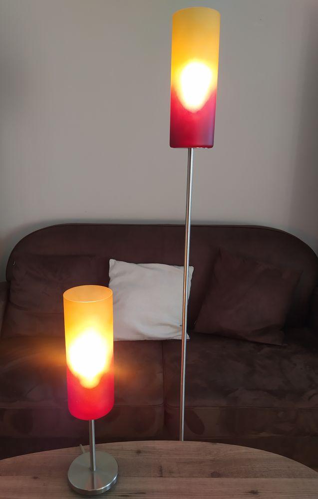 Lot lampadaire et lampe à poser 10 Lille (59)