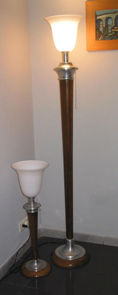 LAMPADAIRE MAZDA ÉPOQUE 1930 HAUT DE 1 MÈTRE 75,art déco 800 Marseille 13 (13)