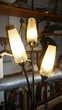 Lampadaire vintage tripode années 50/60 Décoration