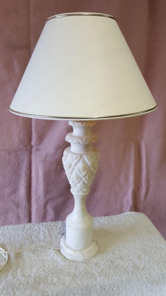 Lampe albâtre 50 Château-Thierry (02)