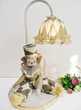 LAMPE ANCIENNE ATYPIQUE INSOLITE RARE CLOWN RETRO tbe Marseille 11 (13)