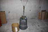 Lampe ancienne 3 pieds 30 Fréjus (83)