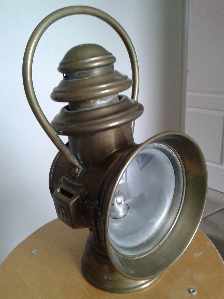 LAMPE ANCIENNE 110 Chevry-Cossigny (77)