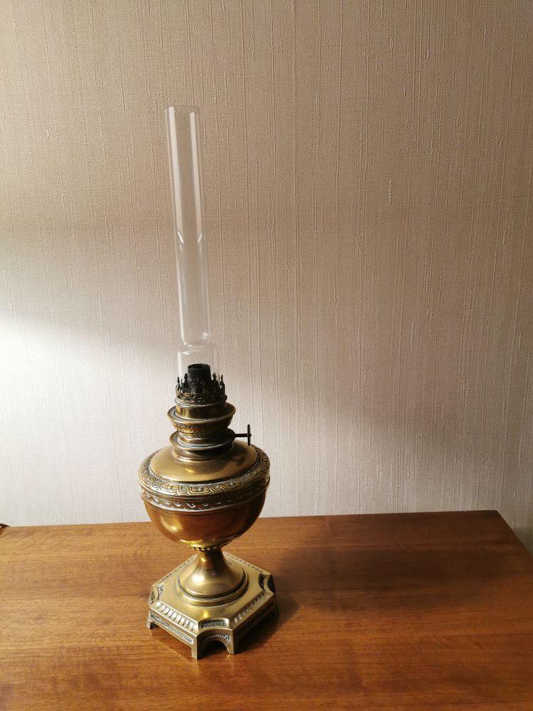 Lampe ancienne 40 L'Isle-Adam (95)