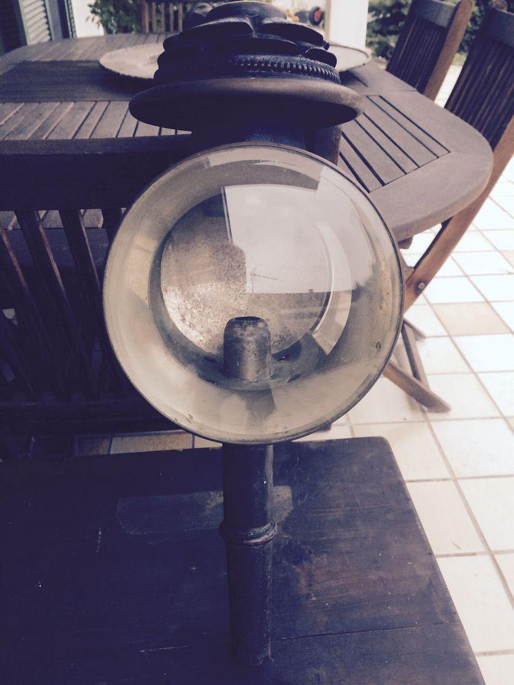 Lampe ancienne  80 Vernaison (69)