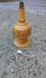 Lampe artisanale faite au tour