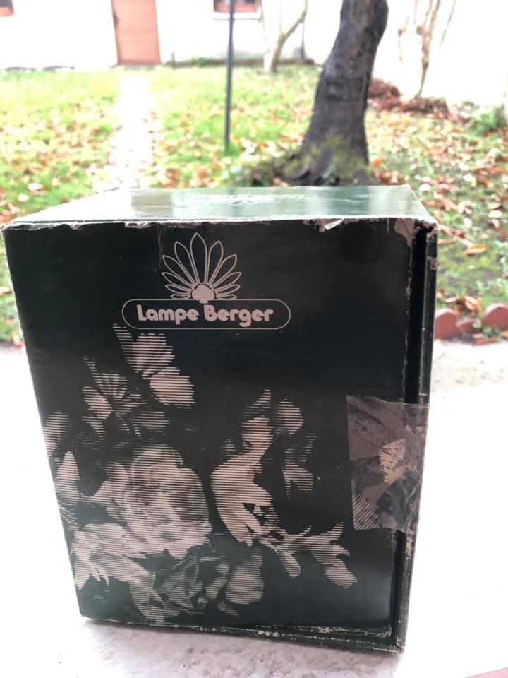 Lampe Berger en porcelaine de Limoges  25 Les Pavillons-sous-Bois (93)