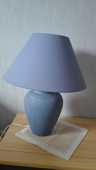 lampe bleue à poser ou de chevet 5 Charny (77)