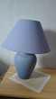 lampe bleue à poser ou de chevet Charny (77)