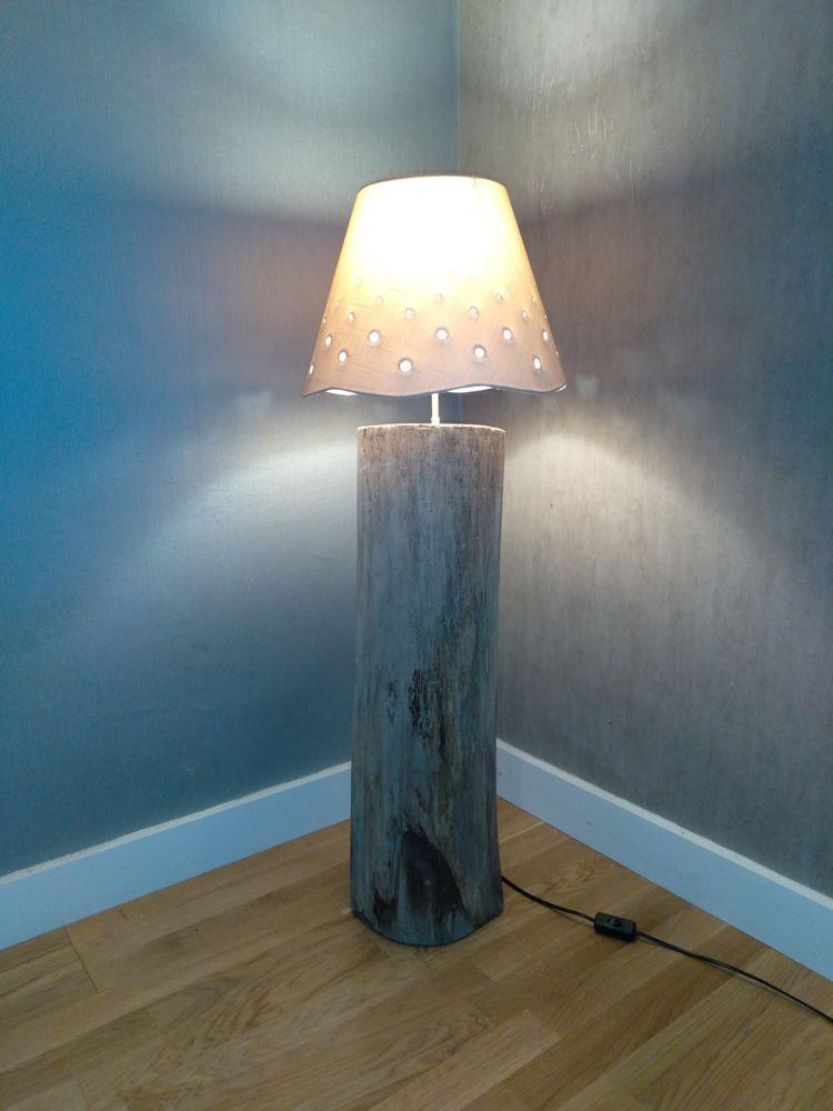 Lampe bois flotter 80 Tourcoing (59)