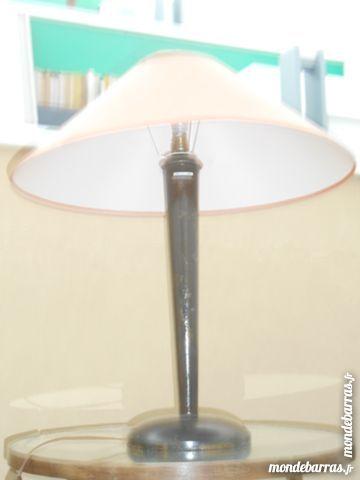 Lampe bois 45 L'Isle-sur-la-Sorgue (84)