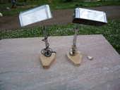 Lampe bureau design métallique 65 Castres (81)