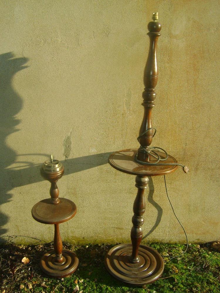lampe et cendrier en Chêne massif 50 Châtellerault (86)