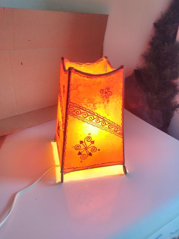 Lampe de chevet artisanale 10 Pantin (93)