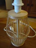 Lampe chevet bois 5 Doué-la-Fontaine (49)
