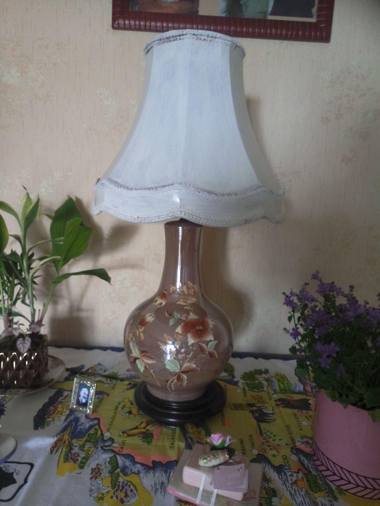 LAMPE DE CHEVET OU DECORATION BEIGE 20 Grasse (06)