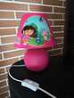 Lampe de chevet Dora l'exploratrice rose Le Grand-Quevilly (76)