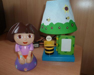lampe de chevet maya l' abeille et autres décorations 15 Treize-Septiers (85)