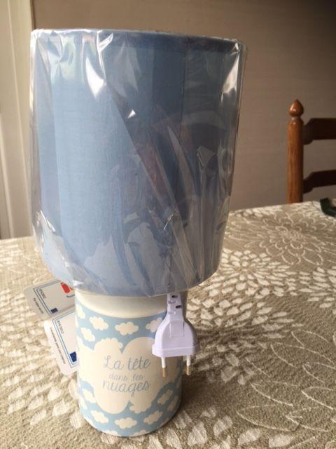 lampe de chevet neuve garçon 12 Arras (62)