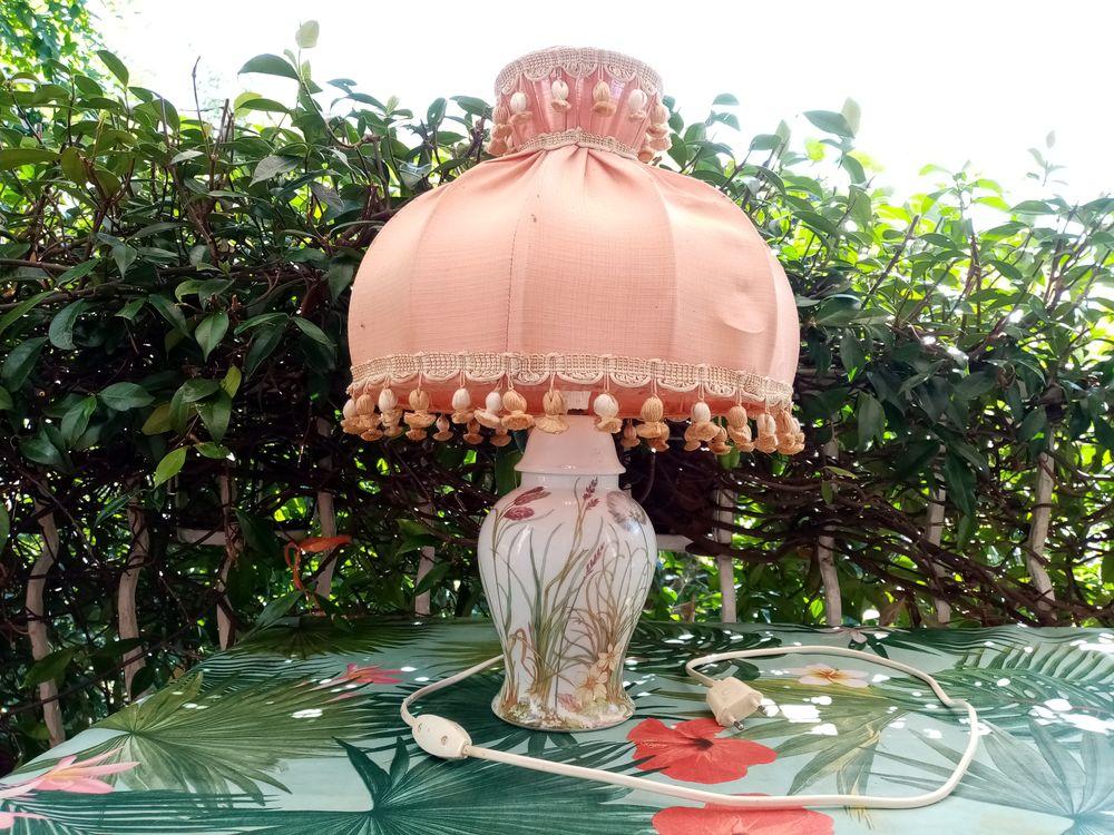 Lampe de chevet en porcelaine 18 Toulouse (31)