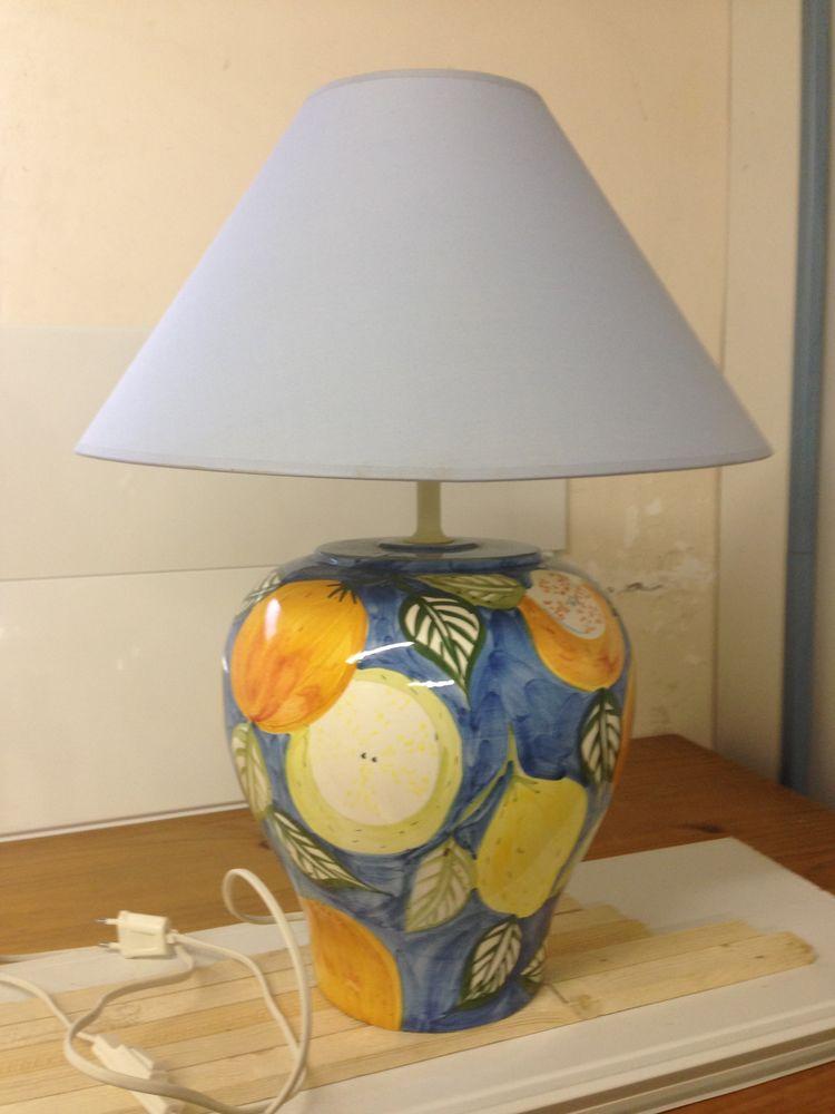 Lampe de chevet. 15 Saint-Vallier (71)