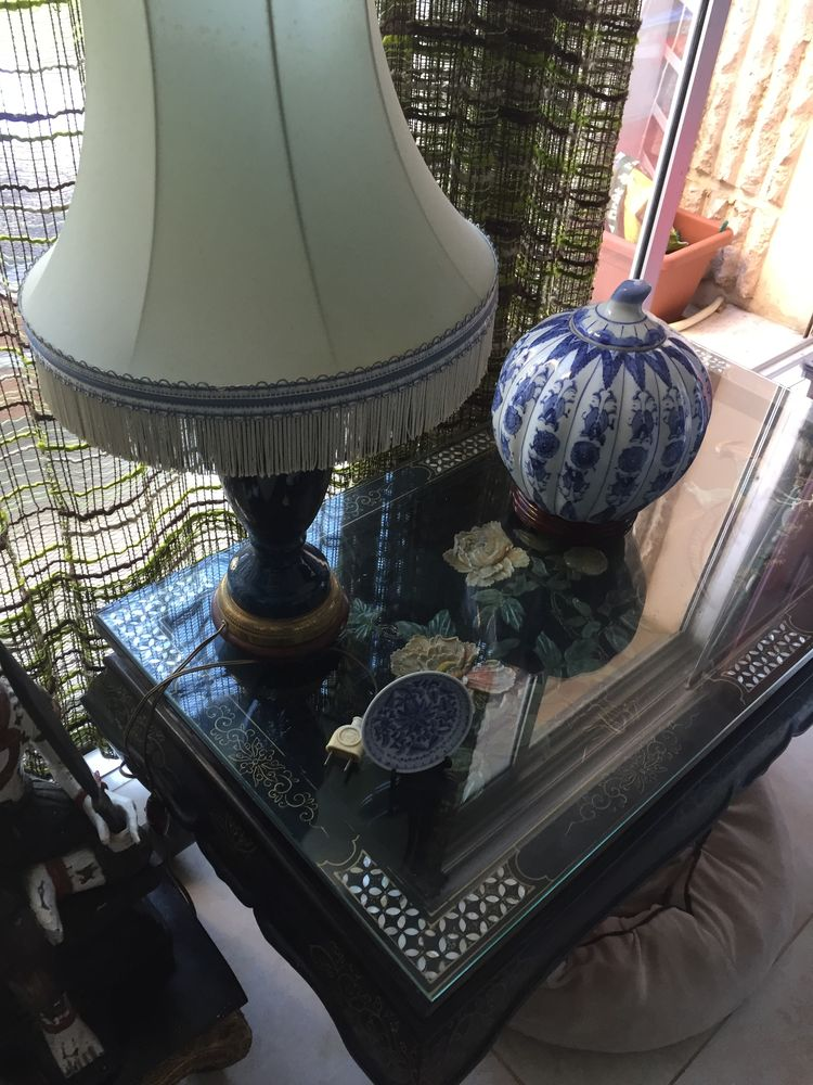 Lampe chinoise 25 Cavalaire-sur-Mer (83)
