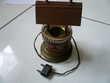 Lampe en cuivre '  puits '