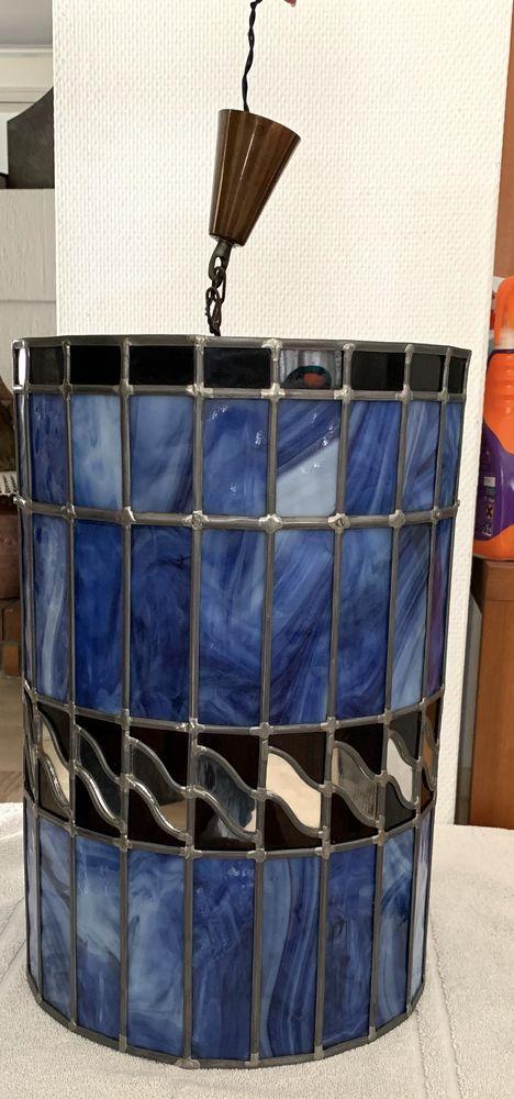 Lampe Cylindre Vitrail 300 Perpignan (66)