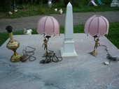 Lampe déco/ange/chérubin/obélisque 30 Castres (81)