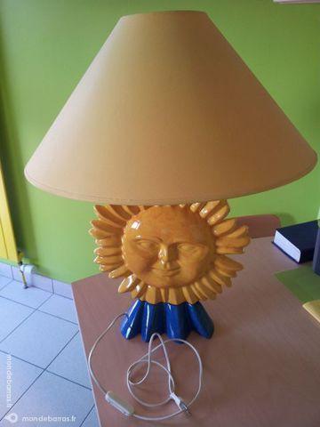 Lampe décoration  soleil  15 Rouen (76)