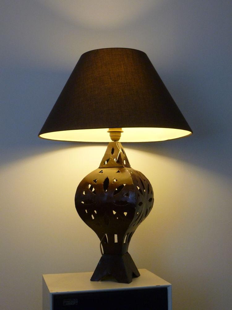 Lampe Décorative artisanat Marocain. 45 Sète (34)