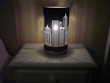 Lampe décorative. Décoration