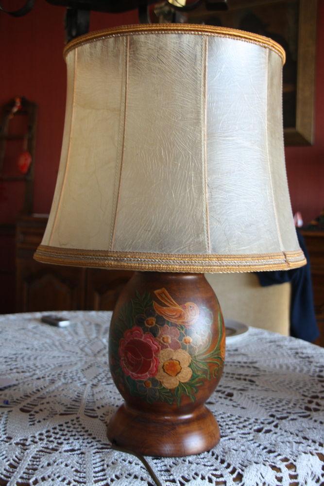 lampe décorée main 50 Strasbourg (67)