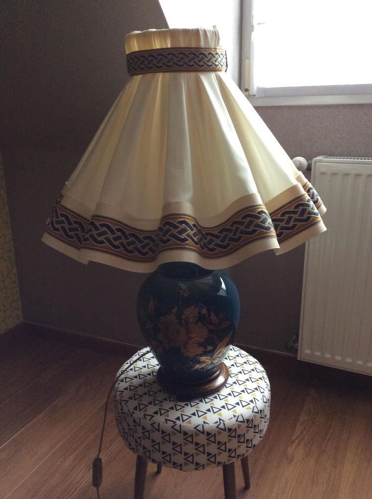 Lampe en faillence 90 Nieppe (59)