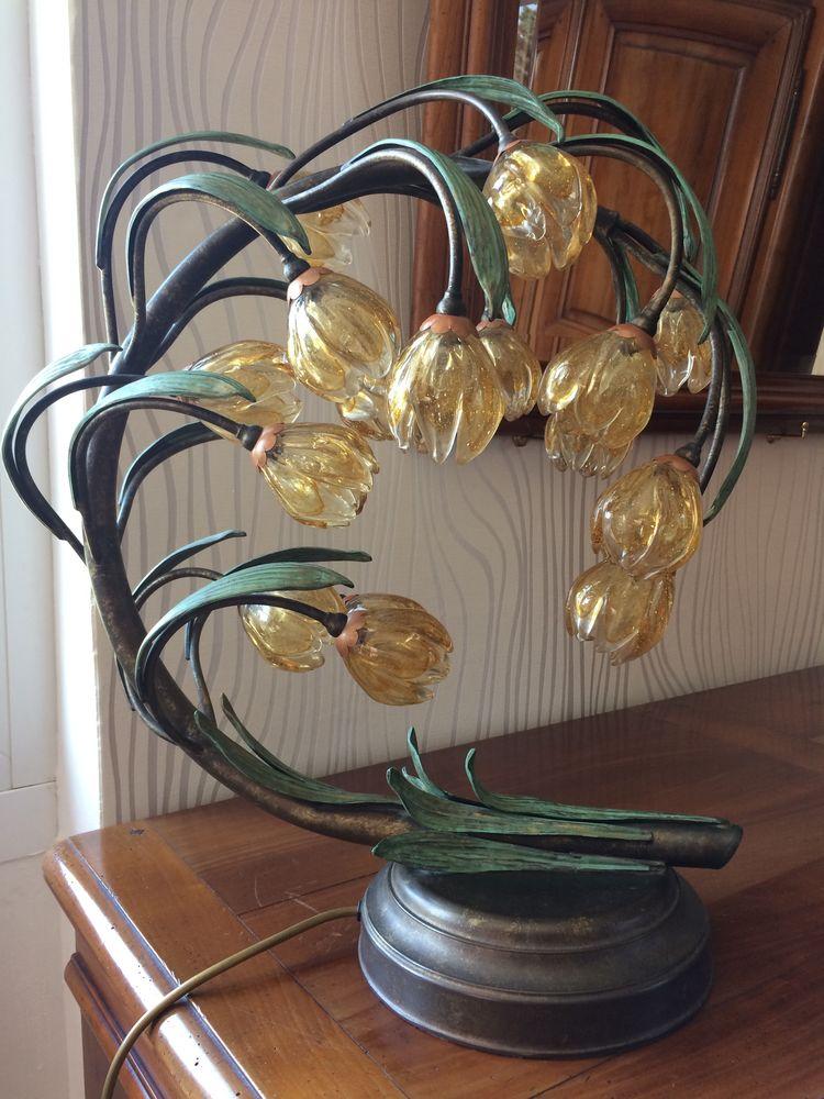 LAMPE fait main en Italie par  L'Originale  600 Fleurieu-sur-Saône (69)