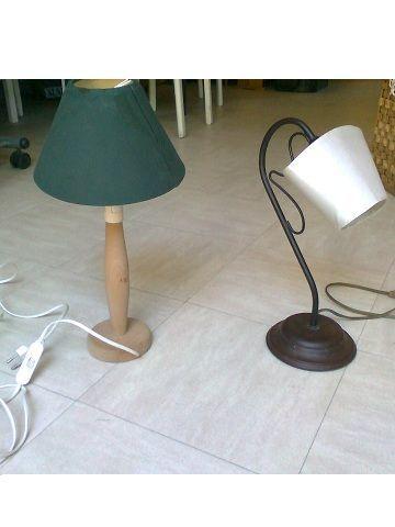 lampe fer forgé, de chevet, chandelier - zoe 3 Martigues (13)
