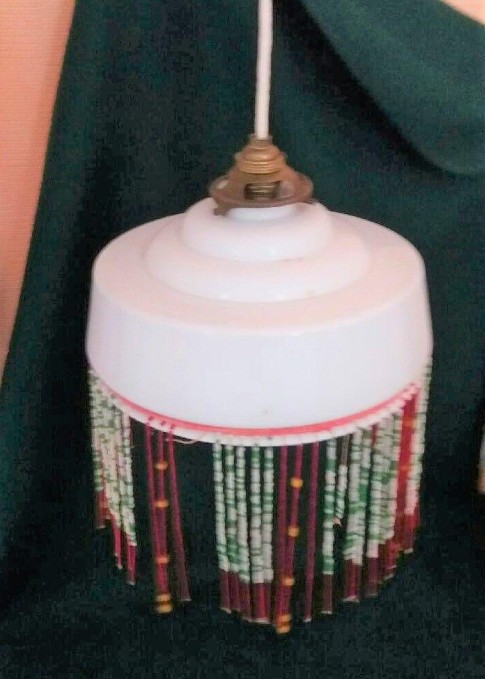 Lampe à franges 15 Le Plessis-Pâté (91)