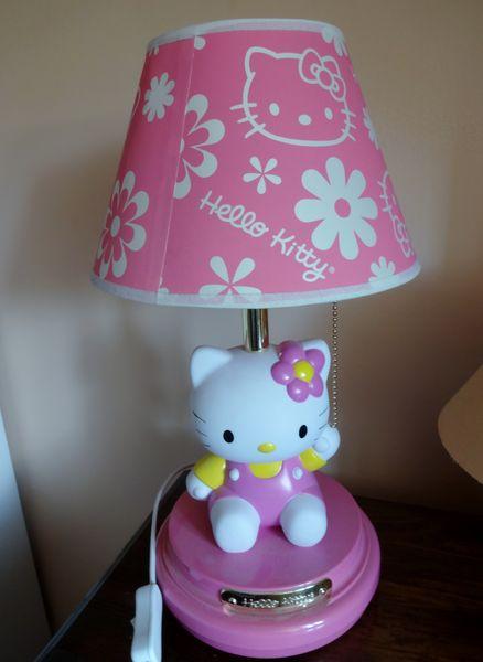 Pæn Achetez lampe hello kitty occasion, annonce vente à Gommecourt (78 DF75
