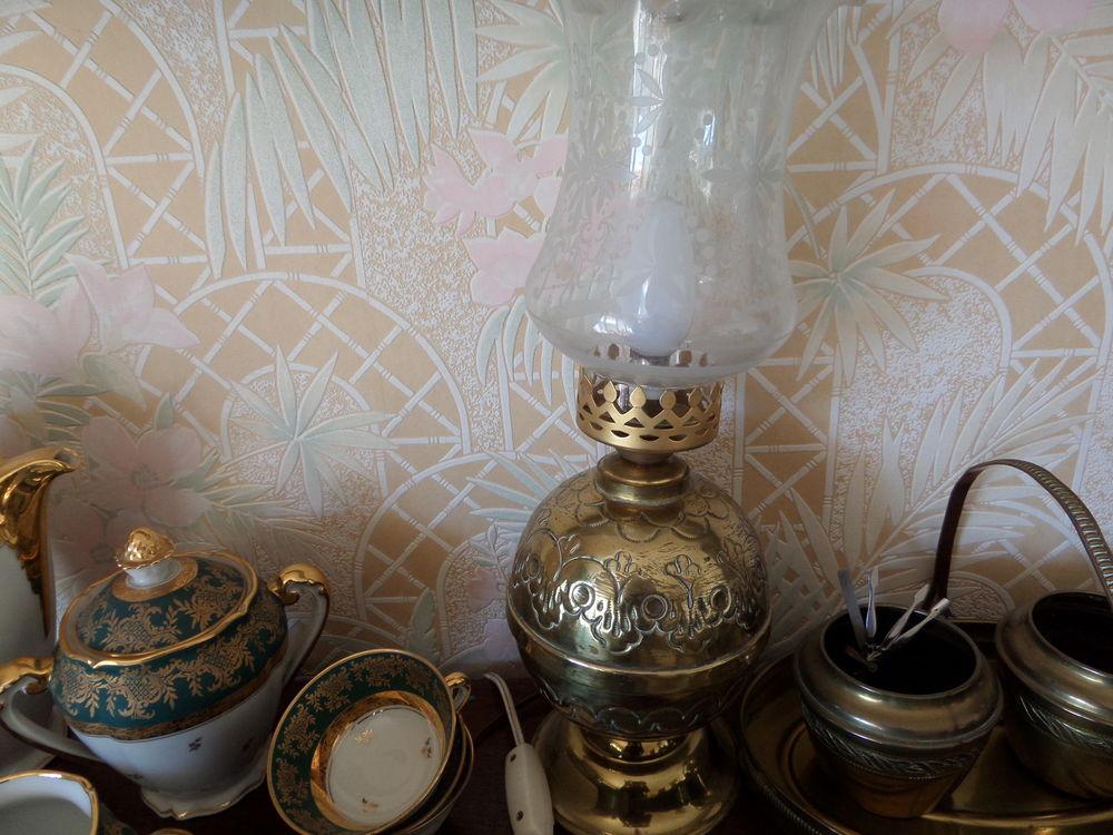 Lampe à huile 0 Tassin-la-Demi-Lune (69)