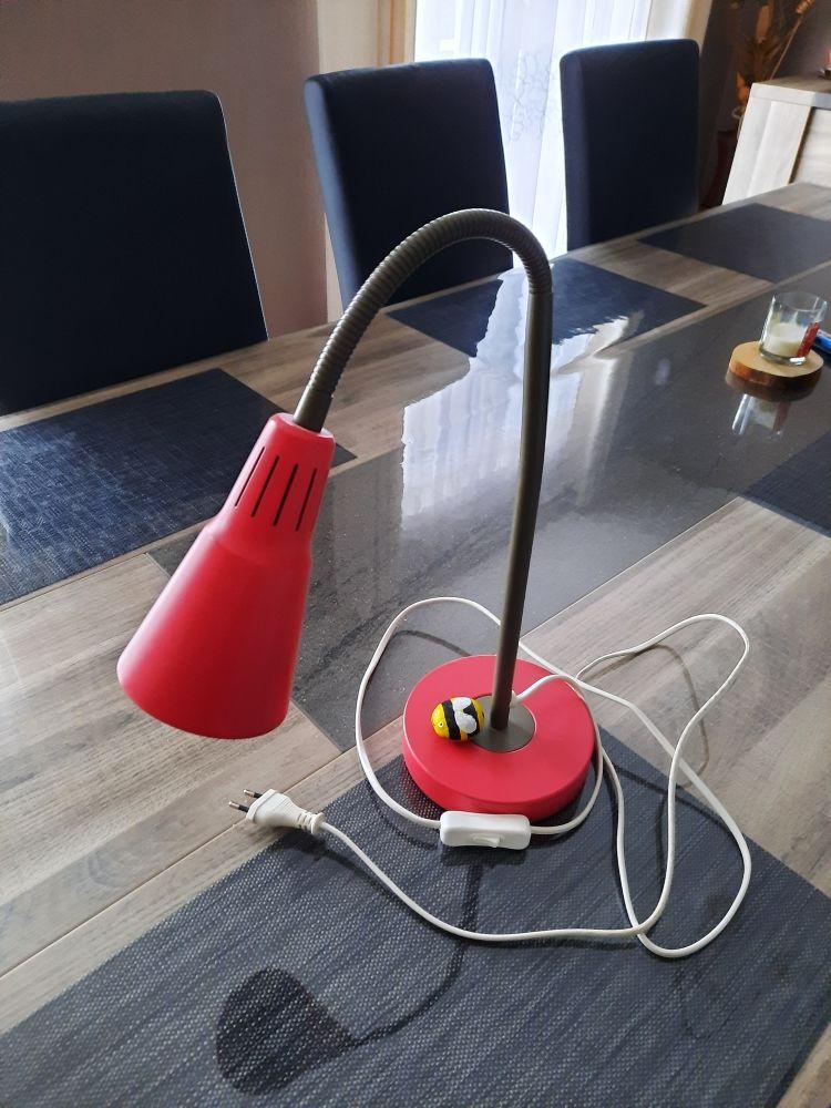 Lampe Ikea rouge 10 Créhange (57)