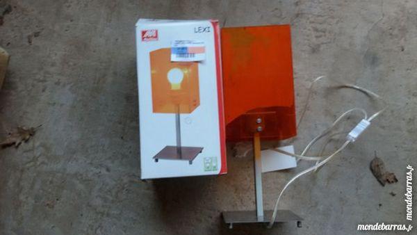 lampe lexi orange 15 Cabasse (83)