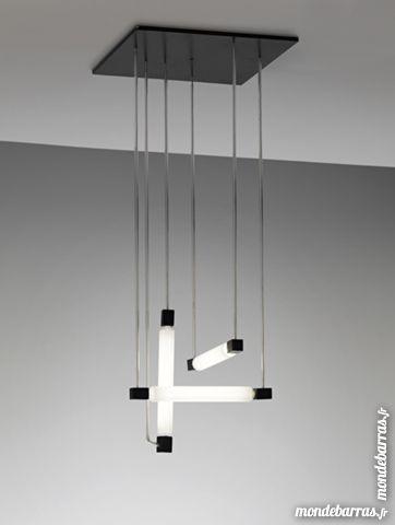 LAMPE LUSTRE de GERRIT RIETVELD Hanging light. Art 500 Marseille 13 (13)