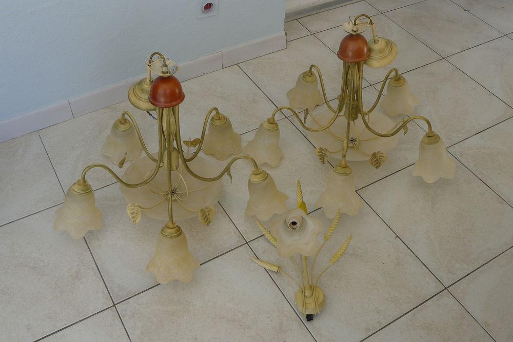 lampe lustre 60 Saint-Ambreuil (71)