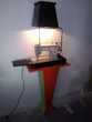 Lampe machine à coudre vintage Singer Nice (06)