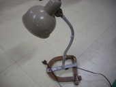 Lampe métallique articulée originale 45 Le Creusot (71)