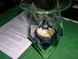 Lampe à parfums Pranarom - diffuseur d'huiles essentielles