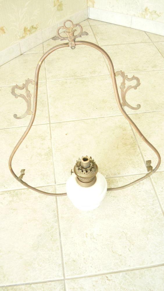 lampe à pétrole ancienne  35 Châtillon-en-Vendelais (35)